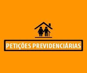 PETIÇÕES PREVIDENCIÁRIAS ATUALIZADAS COM O NOVO CPC