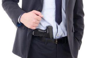 Resultado de imagem para arma de fogo para advogado